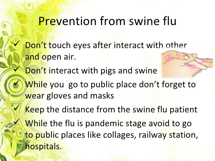 conclusion swine flu View and download swine flu essays examples also discover topics, titles, outlines, thesis statements, and conclusions for your swine flu essay.