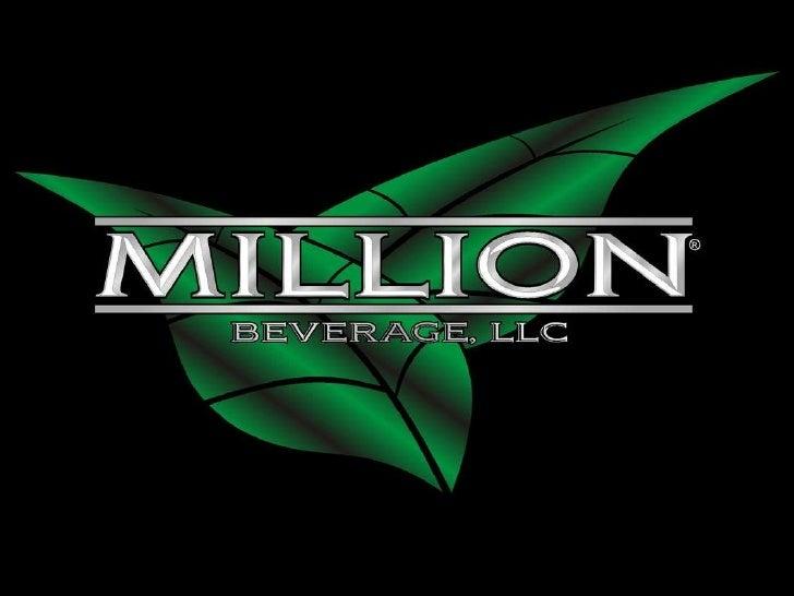 MILLION Beverage