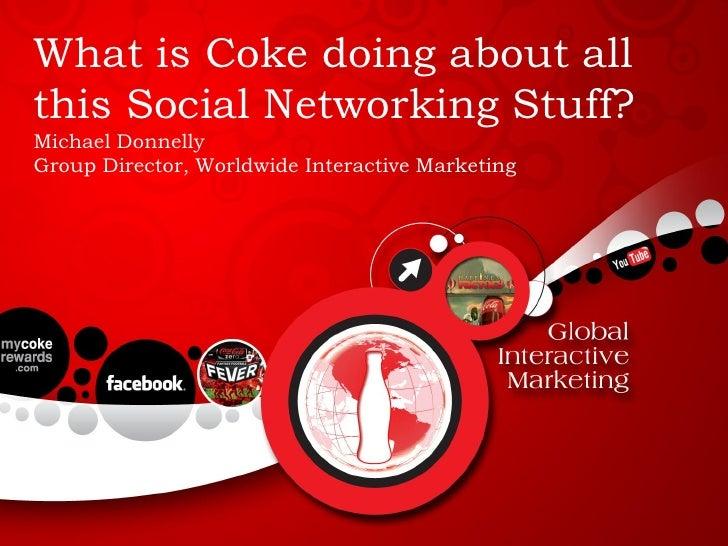 SNWF Coca Cola Presentation