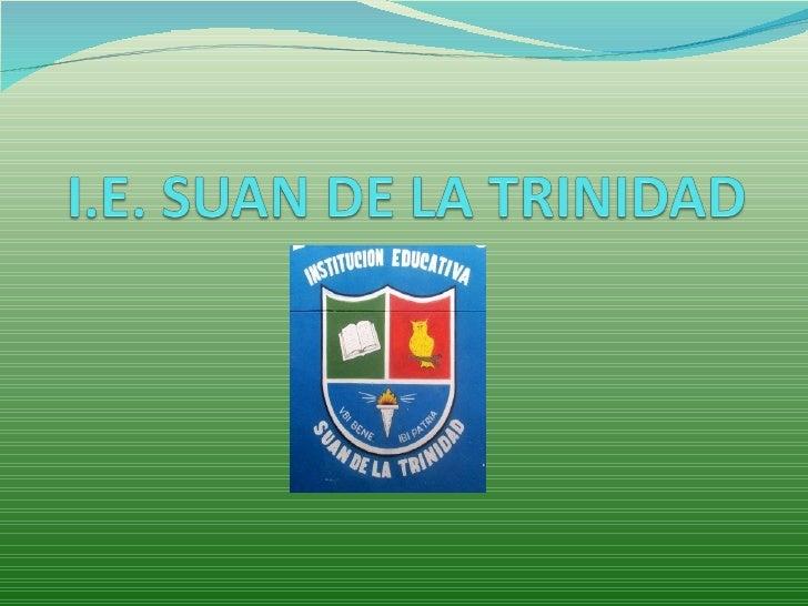 I.E. Suan