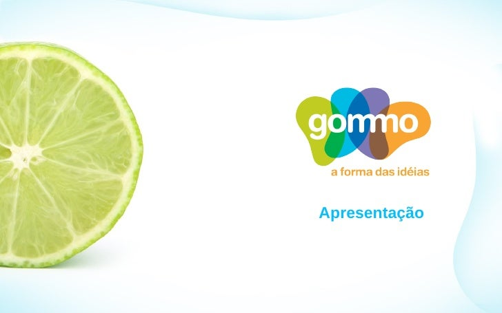 Apresentacao Gommo2010