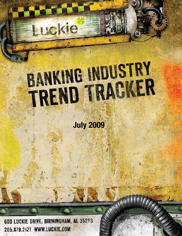 Banking Trend Tracker July 2009