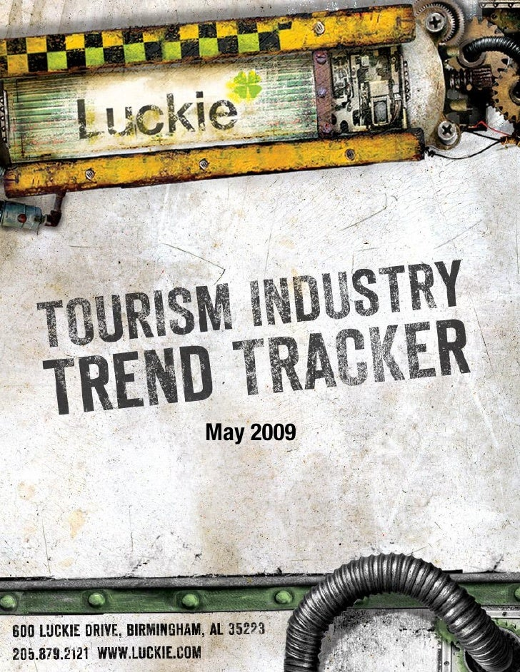 Tourism Trend Tracker May 2009