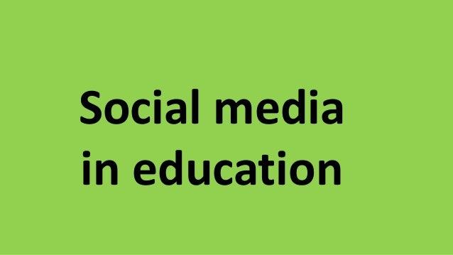 Web 2.0 in education