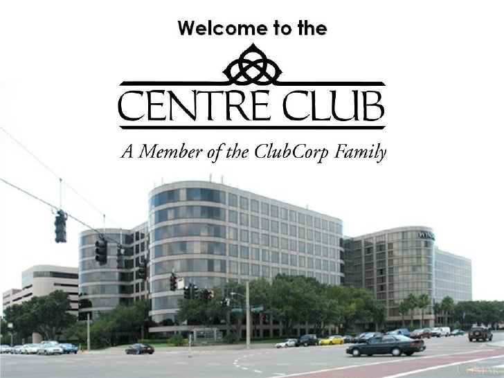 Centre Club, Tampa FL (Weddings & Events)