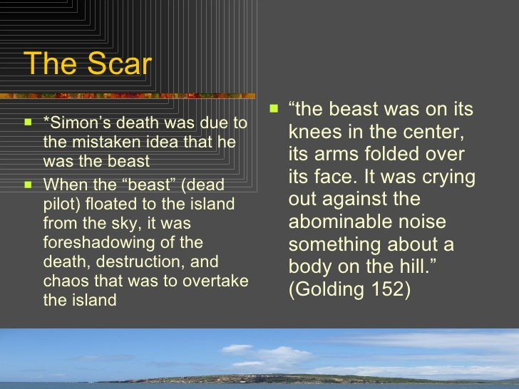 The Symbolism Of The Beast In Lord Of The Flies A Novel By William