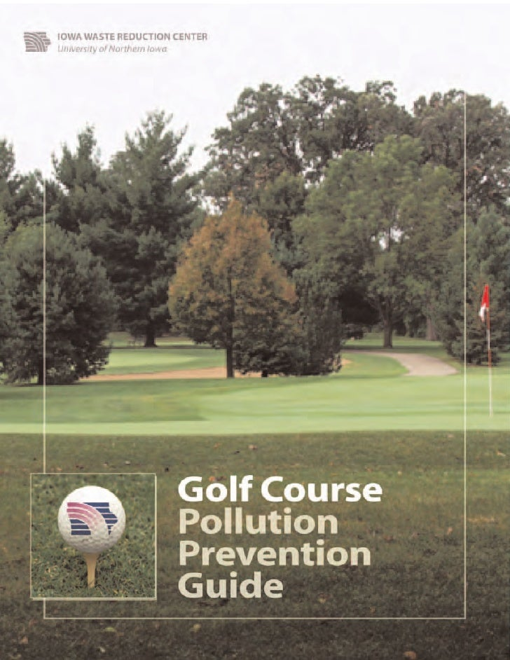 Golf Course Waste Reduction
