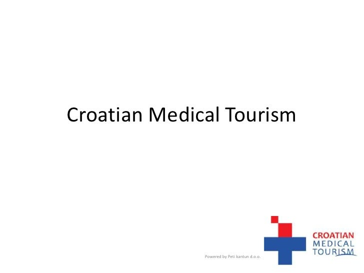 Medical Tourism in Croatia - affordable treatments and prominent providers