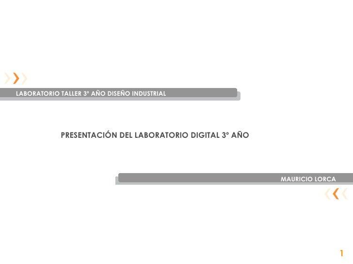 Laboratorio_Digital_3°año_diseño industrial