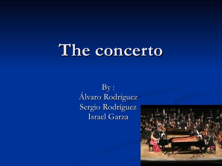The Concerto - Classical Music