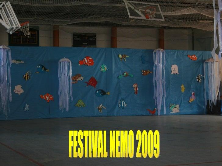 FESTIVAL NEMO 2009