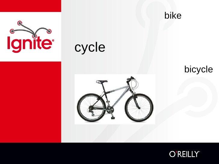 cycle bike bicycle