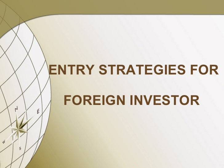 strategy using foreign investor license a philippine perspective Global market intelligence publisher providing market research reports, statistics and online information systems on industries, countries and consumers.