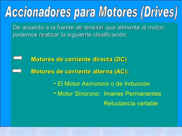 Motor AC