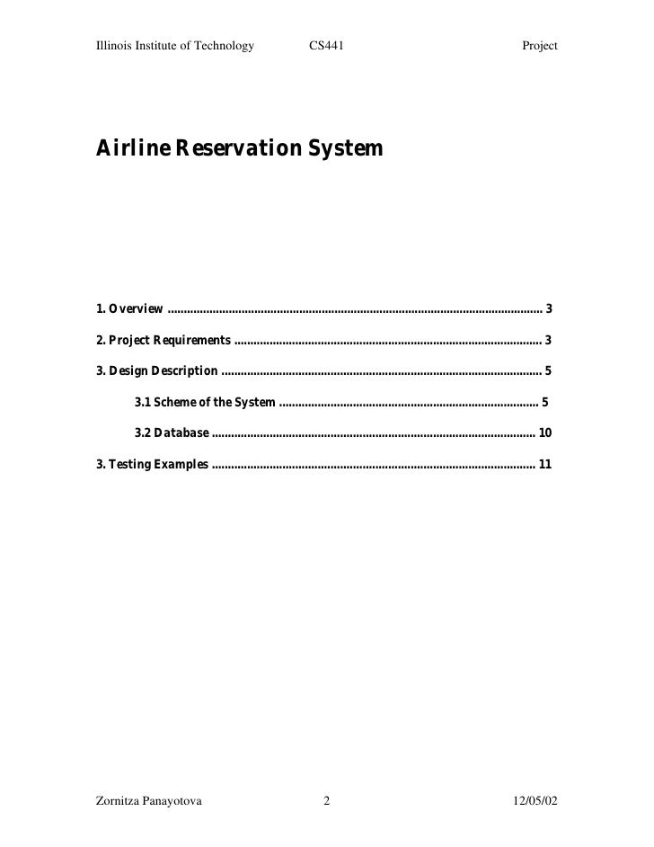 review of related literature of reservation The review of the related literature in the management informationsystem gives an overview of the information contained this is veryimportant as it provides the reader with t.