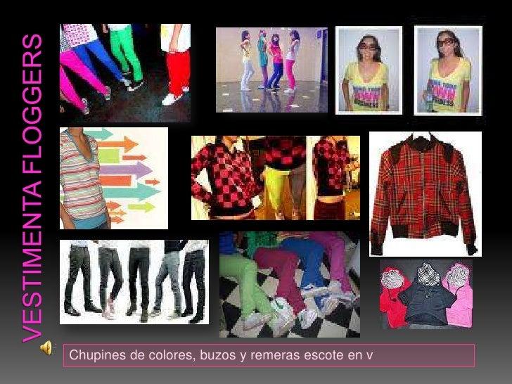 Chupines de colores, buzos y remeras escote en v