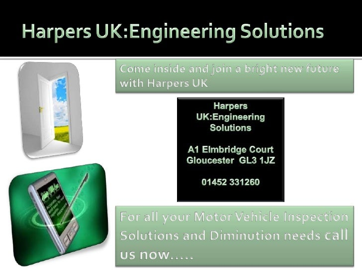 Harpers UK:Engineering Solutions<br />Come inside and join a bright new future with Harpers UK<br />Harpers UK:Engineering...