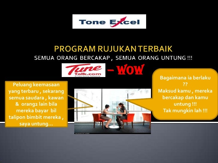 Bahasa Malaysia - Power Point Tune Talk & Tone Excel...