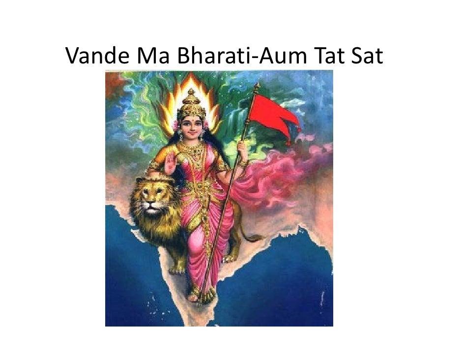 VandeMaBharati‐Aum TatSat