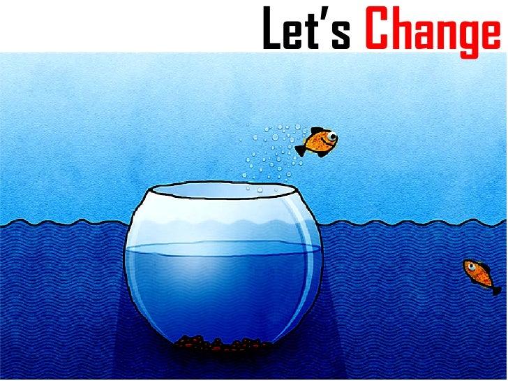 Let's Change