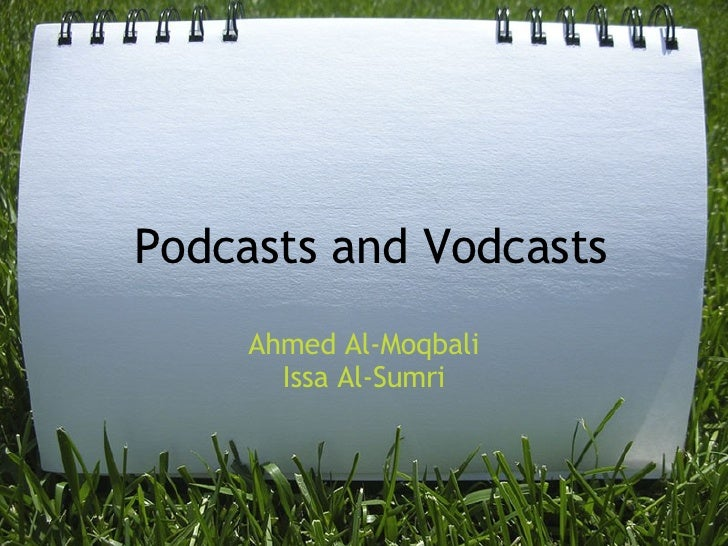 Podcasts_and _Vodcasts_Educational_Application