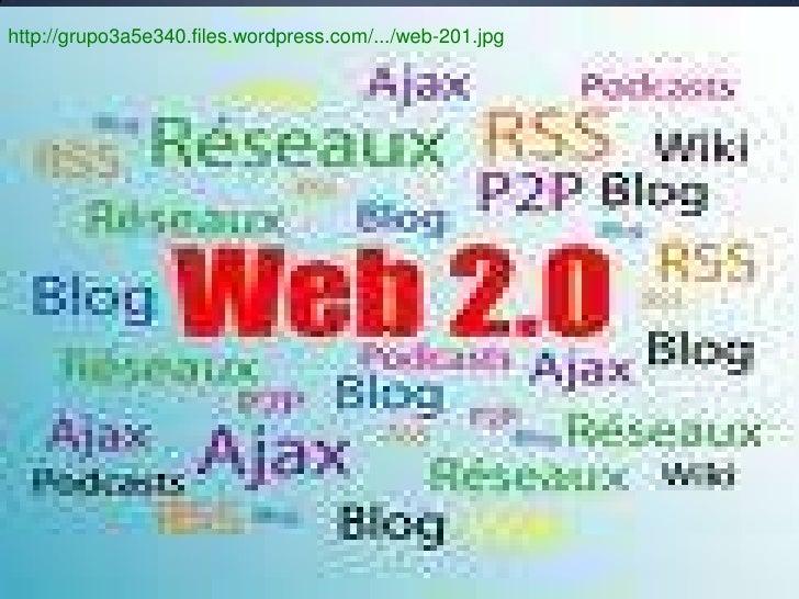 Definición y funcionamiento de la Web 2.0