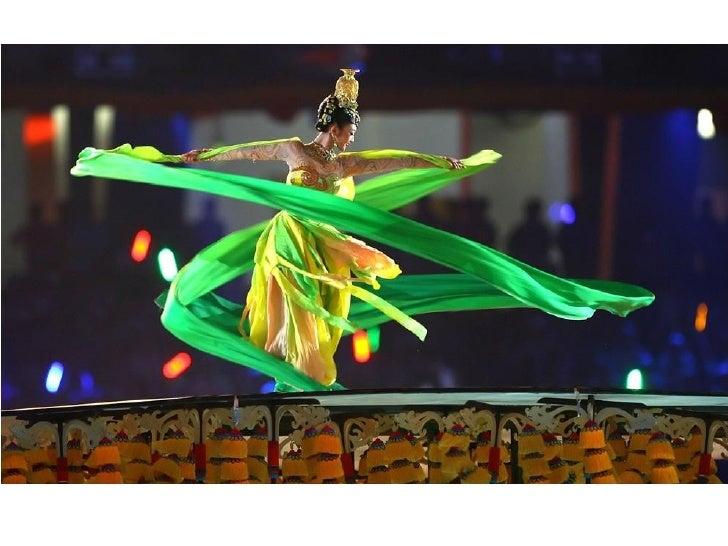 OLYMPICS 2008 OPENING CEREMONY