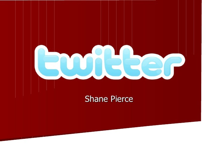 Shane Pierce
