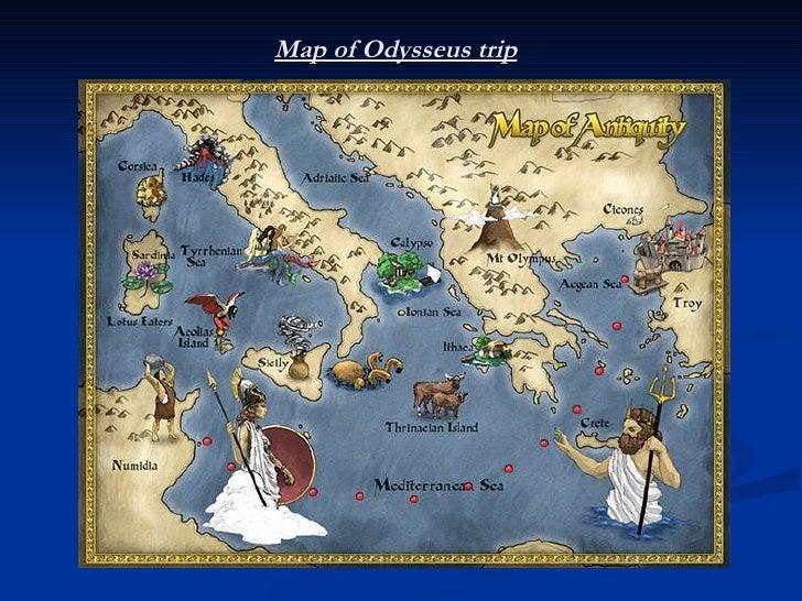 Calypso S Island Map