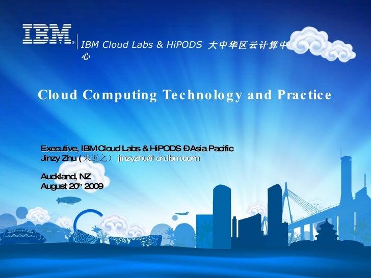 Wellington & Auckland Technical Keynote - Jinzy Zhu