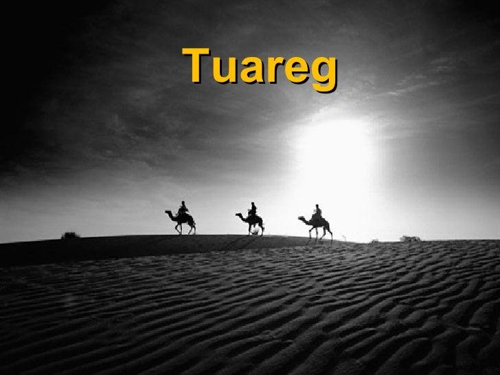 Who are the Tuareg