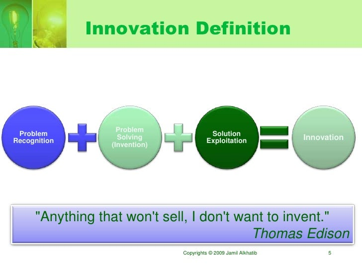 essays on technological innovation Innovation essaysinnovation is the first commercial application/production of new product, process or system it includes managerial and organizational innovation as well as technological innovation save your essays here so you can locate them quickly.