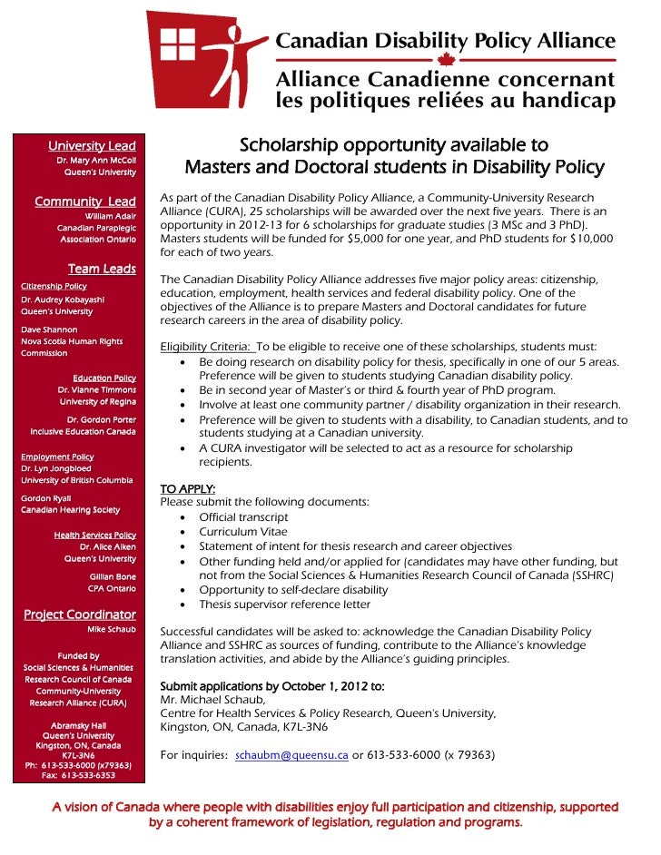 Cdpa scholarship poster-2012-13