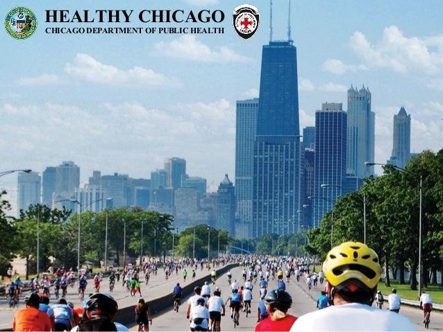 HEALTHY CHICAGOCHICAGO DEPARTMENT OF PUBLIC HEALTH