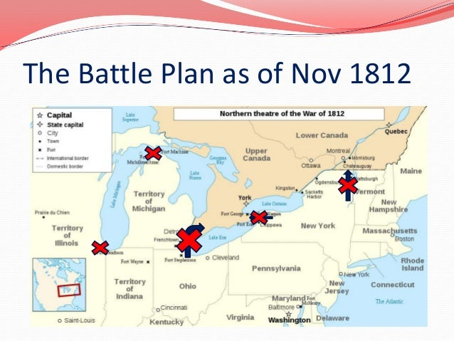 What are some changes that took place after war of 1812?