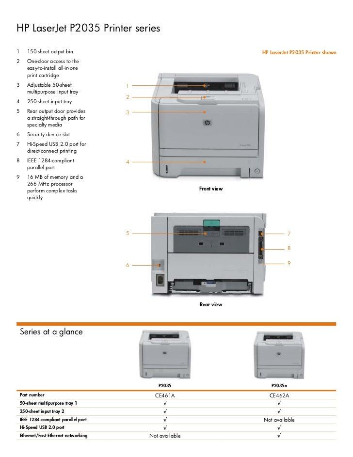 Принтер hp laserjet p2018 драйвер скачать