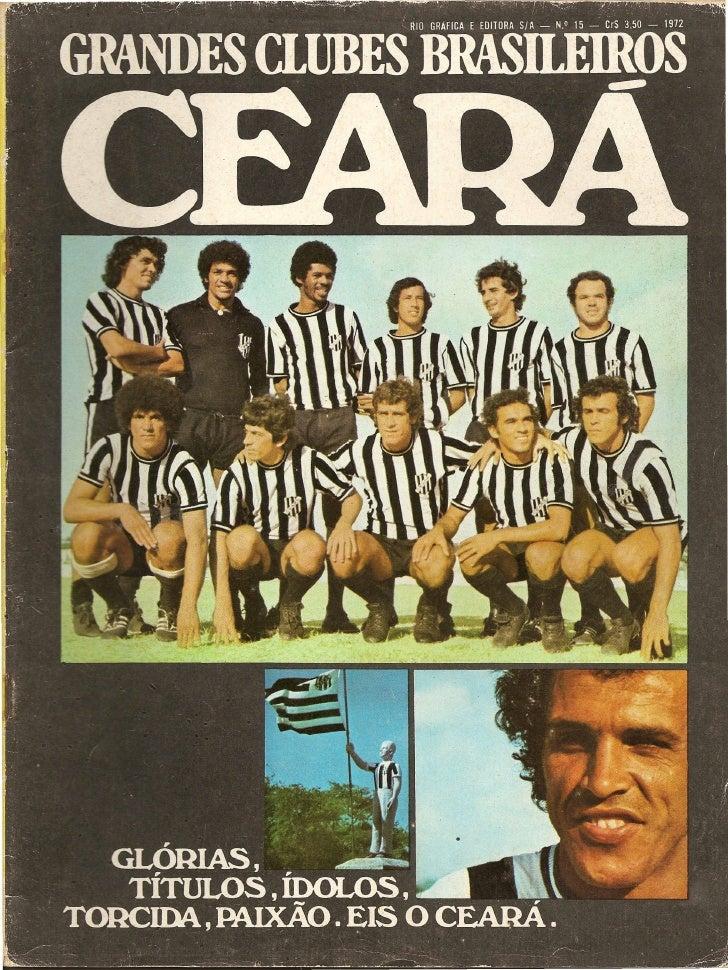 Ceará sporting club 1972   parte (1)