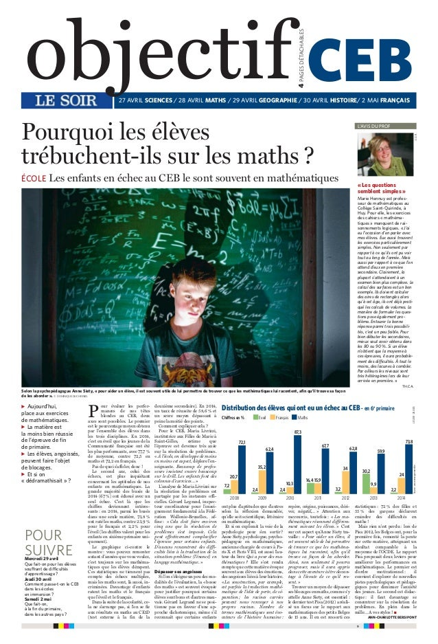 9 objectif CEB 4PAGESDÉTACHABLES 27 AVRIL SCIENCES / 28 AVRIL MATHS / 29 AVRIL GEOGRAPHIE / 30 AVRIL HISTOIRE/ 2 MAI FRANÇ...