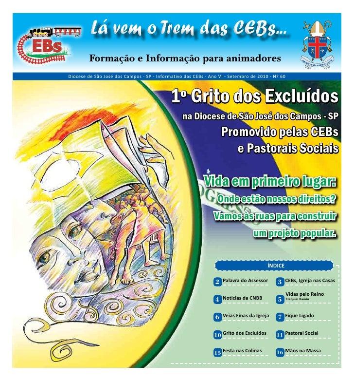 Informativo das CEBs - setembro 2010