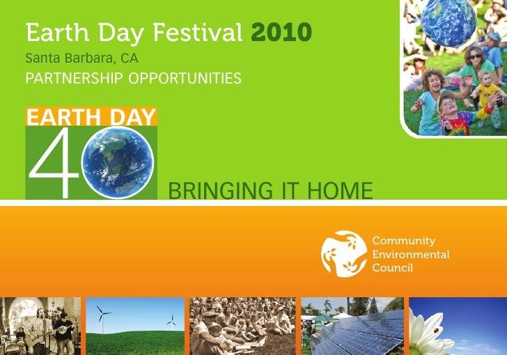 Cec Earth Day2010 Sponsorship