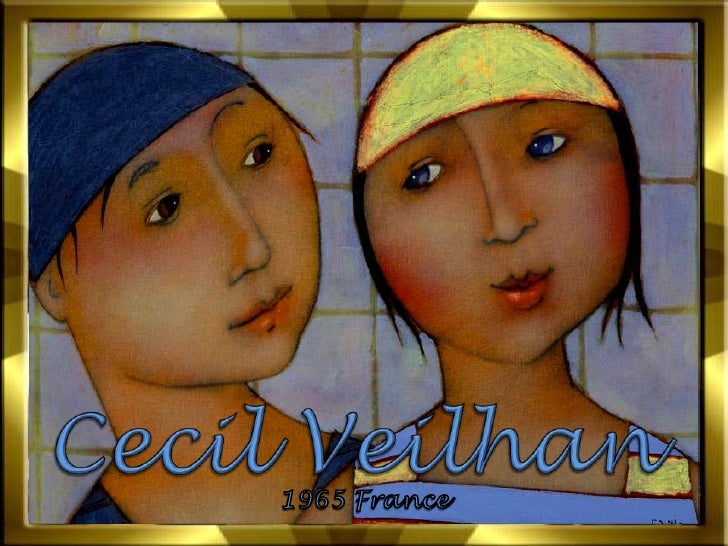 Cecil Veilhan<br />1965 France<br />