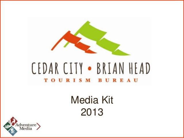 Media Kit 2013
