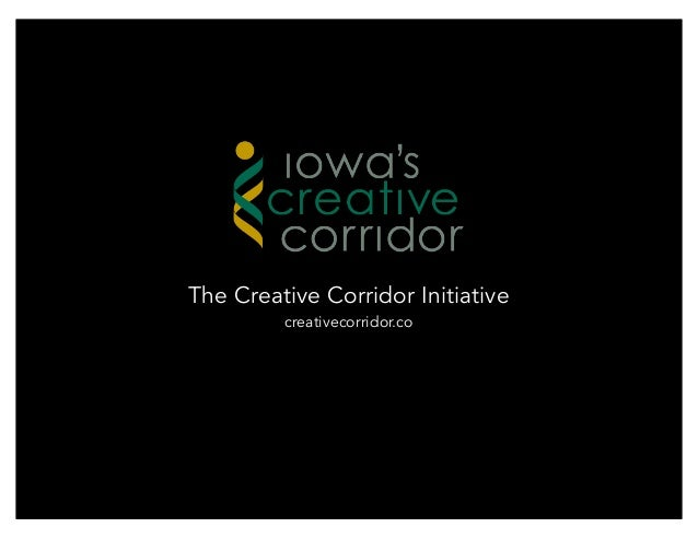 Creative Corridor PPT for CR Noon Rotary