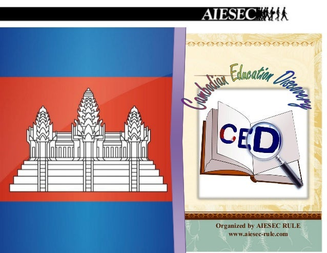 Cambodian Education Discovery-Booklet