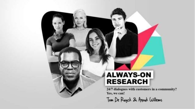 ESOMAR CEE Forum: Always-on Research