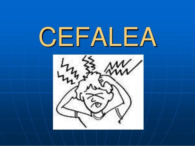Cefaleas y migraña en pediatria