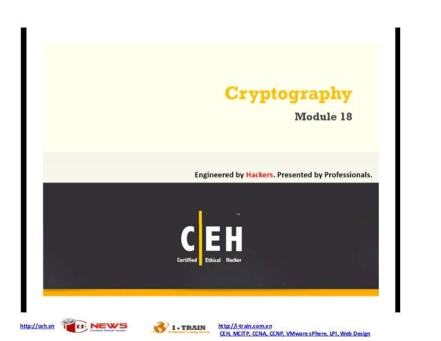 Ce hv7 module 18 cryptography
