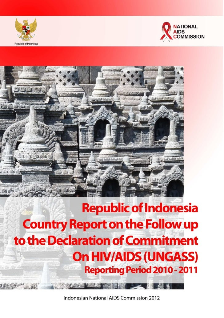 Country Progress Report for UNGASS on AIDS 2012