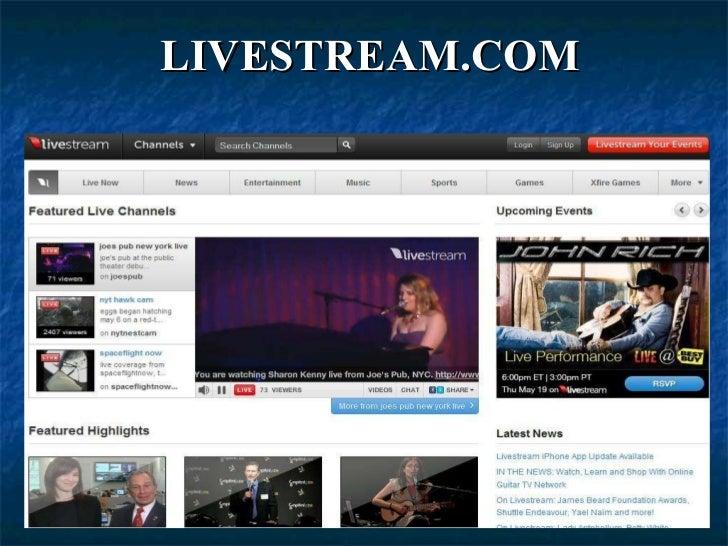 Ceit 418-livestream