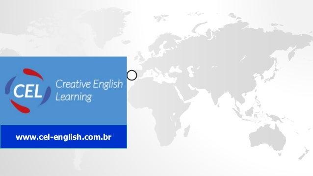 LAYOUT DO TÍTULO www.cel-english.com.br